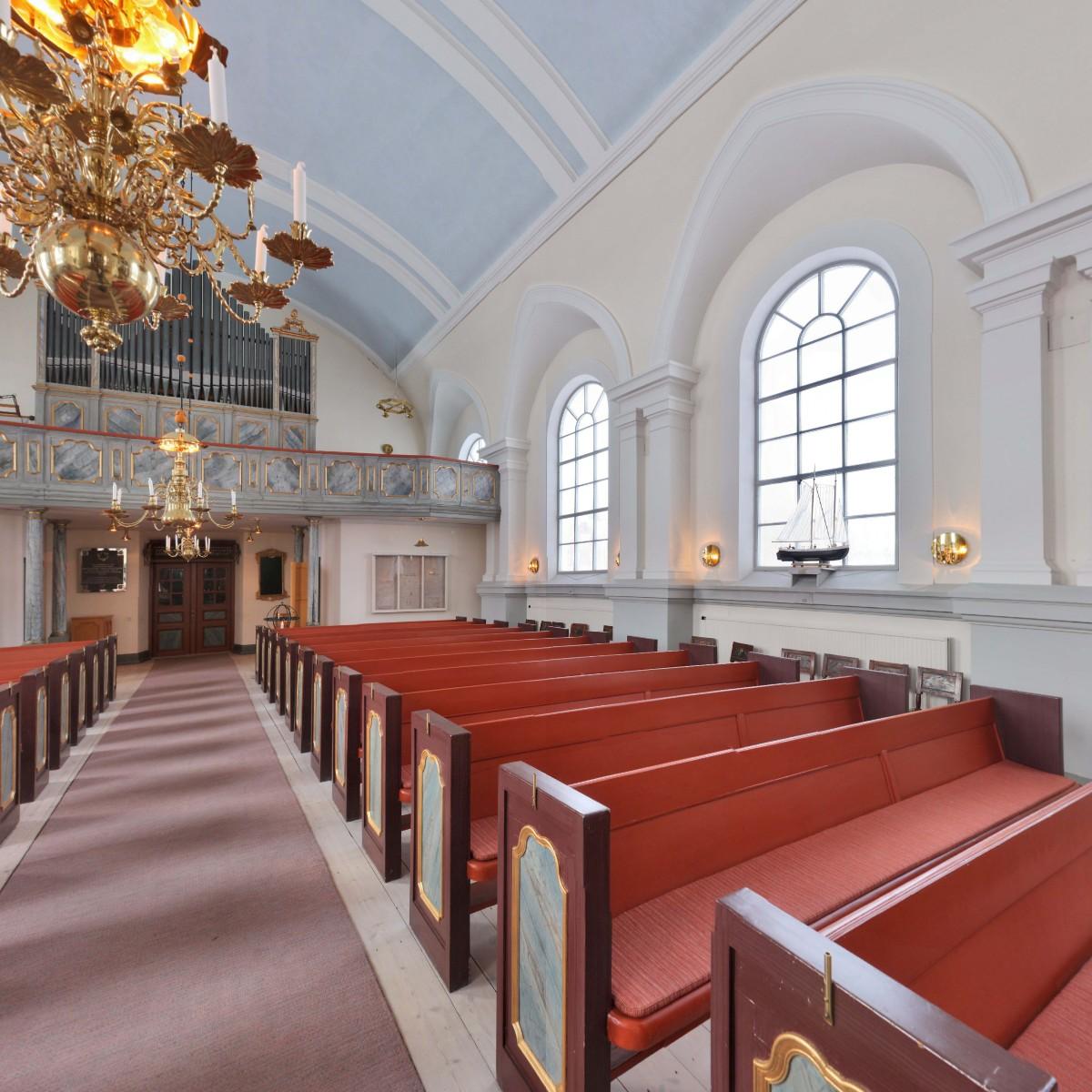 Vstervla kyrka - Vstanfors Vstervla frsamling